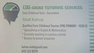 EDU-Grow Tutoring Currambine Currambine Joondalup Area Preview