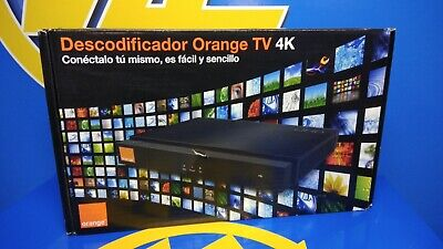 Decodificador Orange TV 4K Samsung GX-SP680EL/OSP buen estado segunda mano  Embacar hacia Argentina