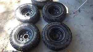 Sunnys with Mickey thompson baja Bligh Park Hawkesbury Area Preview