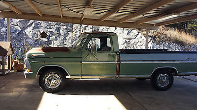 Ford, Ford F-100,Ford Custom,Ford 1970,1970 Ford,Ford Pickup,Ford Classic,Truck