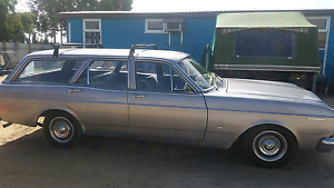 Ford Falcon Wagon XT Green Head Coorow Area Preview