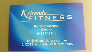FREE TRIAL at Krisanda Fitness Studio Boutique Gym West Perth Perth City Area Preview