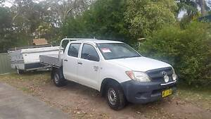 2005 Toyota Hilux Ute Belmont North Lake Macquarie Area Preview