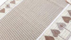 Tappeto-Style-Shabby-Chic-cuori-55-x-110-cm-cotone