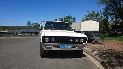 DATSUN 620 UTE IN GOOD CONDITION