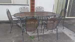 Outdoor Table Set Revesby Bankstown Area Preview