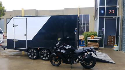 Motorbike Transporter