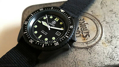 COOPER SUBMASTER PVD SBS MILITARY DIVERS WATCH DIVER VINTAGE NEW - OLD STOCK NOS