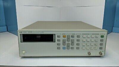 Hewlett Packard Hp 3324a Function Sweep Generator