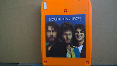 Souther Hillman Furay Band-Elektra-8Q-1006-Quad-8Track-NonProfit Org for sale  Ivanhoe