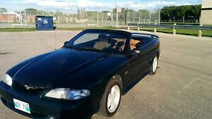 1995 Ford mustang GT convertible 5.0
