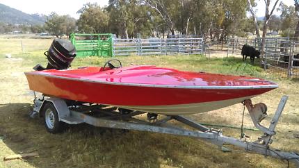 5mtr ski boat swap