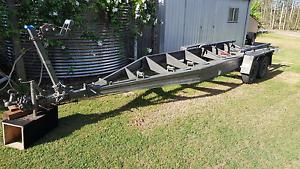 Boat trailer dual axle suit 7m boat Tewantin Noosa Area Preview