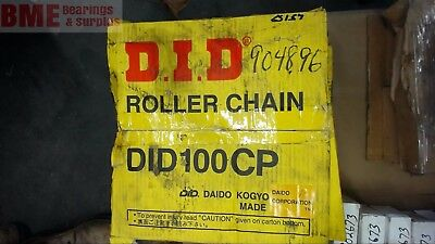 D.I.D  Did100Cp Roller Chain 10 Ft