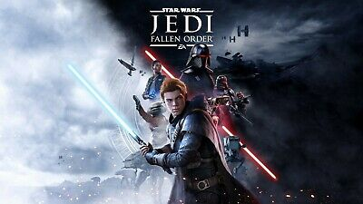 Star Wars Jedi: Fallen Order - EA ORIGIN - Stars Wars Jedi