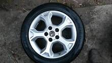 Holden TS Astra Set of Mag Wheels Hornsby Hornsby Area Preview