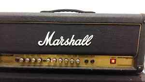 Electric guitar amp Manly West Brisbane South East Preview