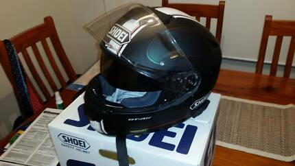 SHOEI GT-AIR WANDERER HELMET + LS2 HELMET + SENA DUAL BLUETOOTH Nunawading Whitehorse Area Preview