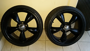 20 Inch Showwheel Streeters 114.3x5 Adelaide CBD Adelaide City Preview