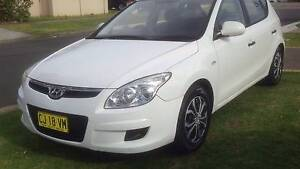 2009 Hyundai i30 Hatchback Great First Car Long Rego Liverpool Liverpool Area Preview