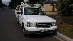 2005 Ford Courier Ute Holden Hill Tea Tree Gully Area Preview