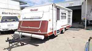 Caravan Roadster reverse cycle A/c clean and tidy Newton Campbelltown Area Preview