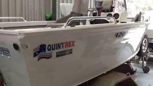 Quintrex Renegade 420 SC