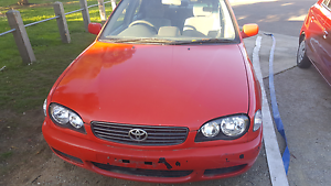 2000 toyota corolla auto hatch Bundoora Banyule Area Preview