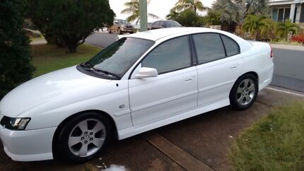 2004 Holden Commodore Airlie Beach Whitsundays Area Preview