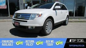 2010 Ford Edge Limited ** Clean CarFax, Leather, Panoramic Sunro