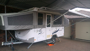 Jayco Eagle Touring 2013 Rutherford Maitland Area Preview