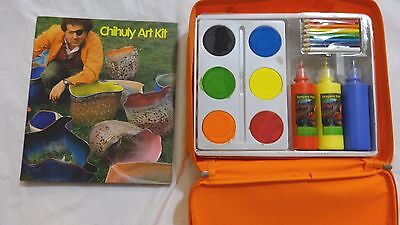 Summer Camp Arts And Crafts (Chihuly Art Kit, Chihuly, Dale, Book Included SUMMER CAMP BABY ARTS AND)