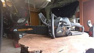 Mcculloch chainsaw Rockingham Rockingham Area Preview