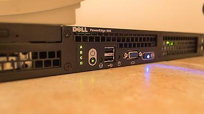 Dell Poweredge R860 Xeon 860  Dualcore 2,13Ghz 1GB 2x 74GB