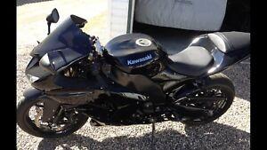 2007 Kawasaki Ninja ZX10R 1000