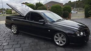 Holden  VY SS ute Series 2  5.7 Ltr 6 speed Endeavour Hills Casey Area Preview