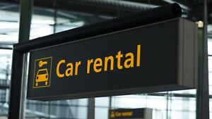 Car rental / starting at 550$ per month / 514-700-3737