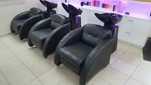 Hairdressing wash basin massage electric reclline, VGC New Farm Brisbane North East Preview