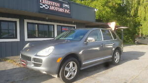 2006 Porsche CAYENNE CERTIFIED ETESTED ONLY  $7999+taxes