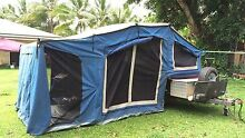MDC Off road deluxe camper trailer Mossman Cairns Surrounds Preview