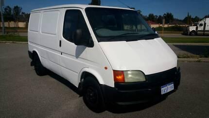 1999 Ford Transit VanSWB **Turbo Diesel** Kenwick Gosnells Area Preview