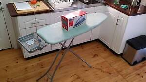 Ironing Board + cover and free iron Goodwood Unley Area Preview