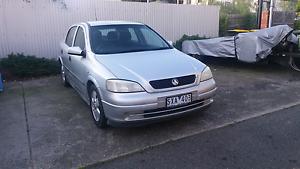 Holden Astra 2004 Carlton Melbourne City Preview