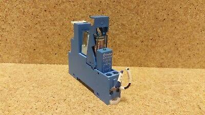 Finder 40.31 10a 250v Relay In 95.93.3 Socket  24vdc Coil J235