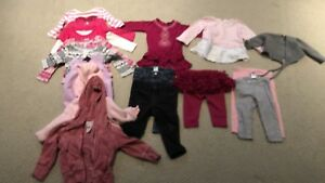 Girls 12-18 month lot