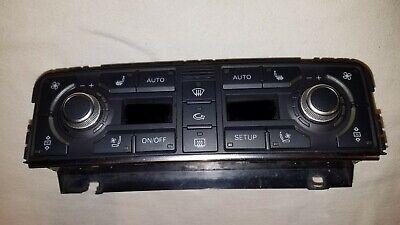 04-10 Audi A8 Digital Automatic A/C AC Heater Climate Control Dual Zone OEM