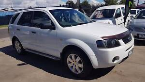 2006 Ford Territory SR AUTO 7 SEATS Williamstown North Hobsons Bay Area Preview