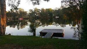 Deep Waterfront Holiday House Dora Creek Lake Macquarie Area Preview