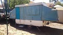 Holiday Equipment camper trailer Nairne Mount Barker Area Preview