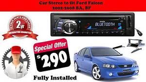 Ford Falcon BA, BF Single Din AX1502BT Car Stereo Dandenong North Greater Dandenong Preview